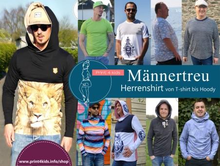 Männertreu - Herren T-Shirt...