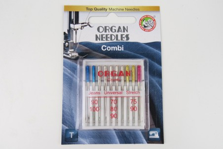 Organ Nähmaschinennadeln -...