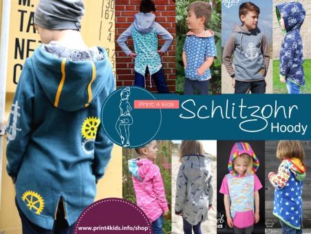 Schlitzohr Hoody Kids