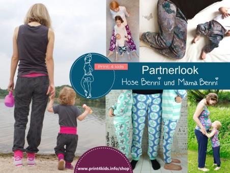 Partnerlook Hose Benni und...