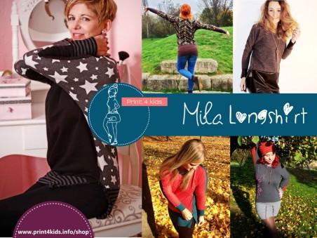 Longshirt Mila